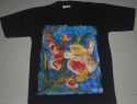 T-Shirt Orchid Black_M