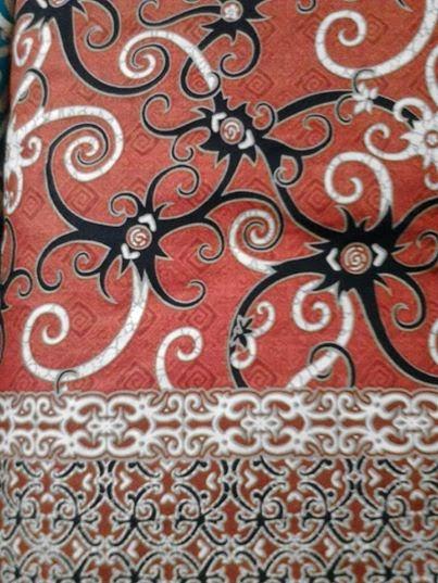 Batik Khas Kalimantan Koleksi Motif Terbaru