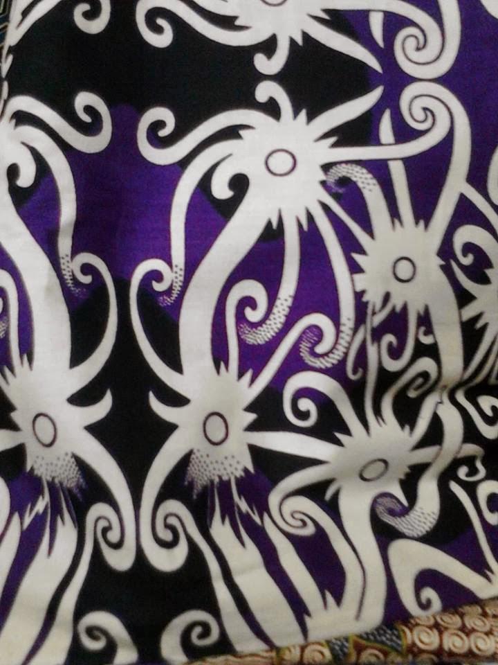 Batik Peranakan Batik Kalimantan